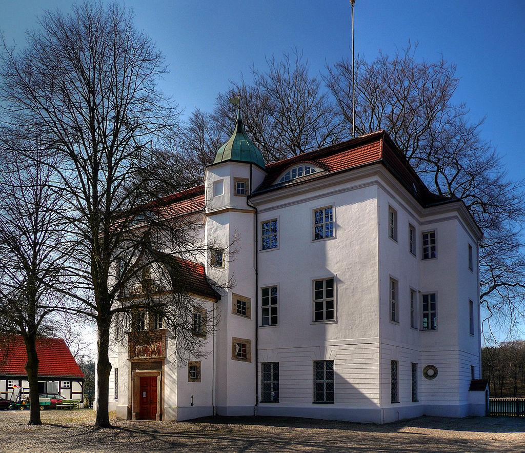 Bild Jagdschloss Grunewald