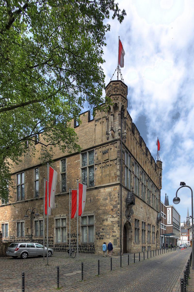 Bild Gürzenich Köln