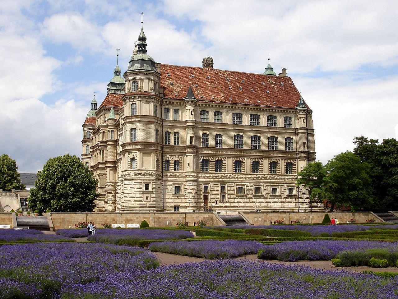 Bild Schloss Güstrow