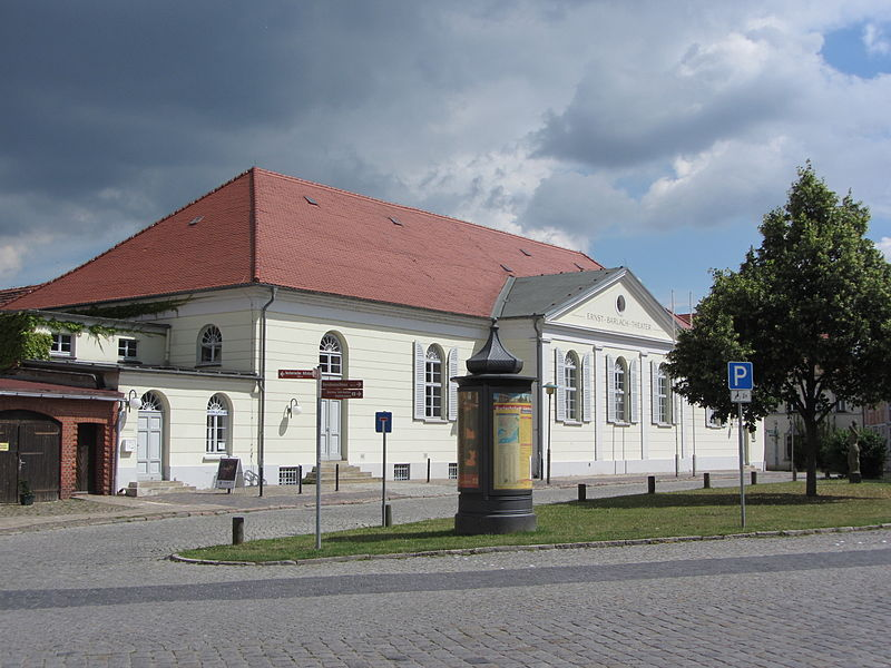 Bild Ernst Barlach Theater Güstrow