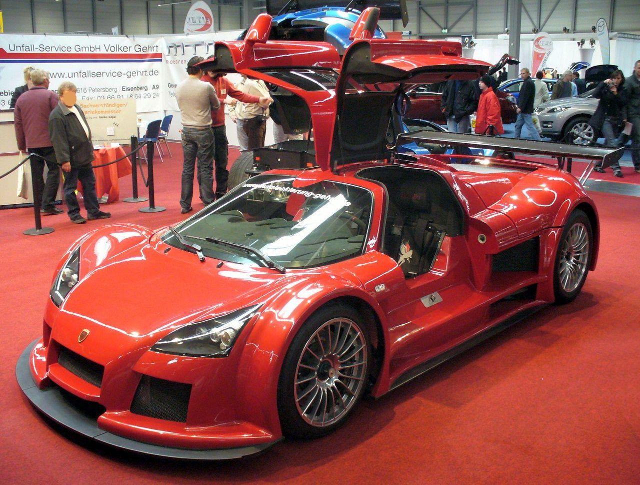 Bild Automobilmesse Erfurt