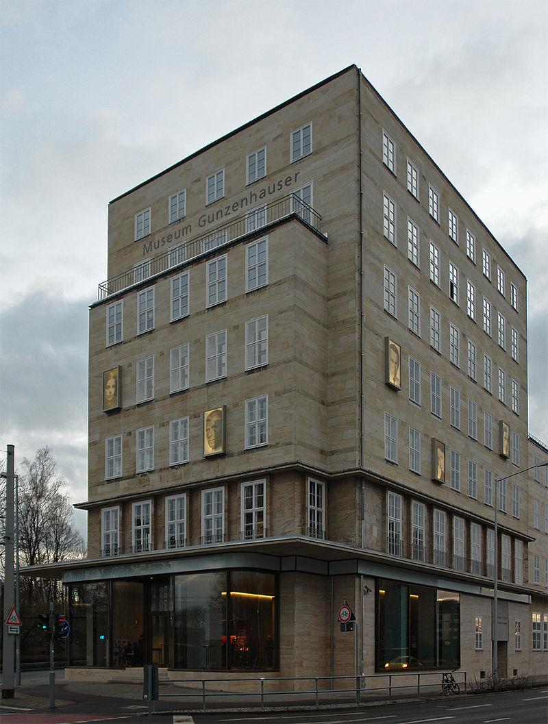 Bild Museum Gunzenhauser Chemnitz