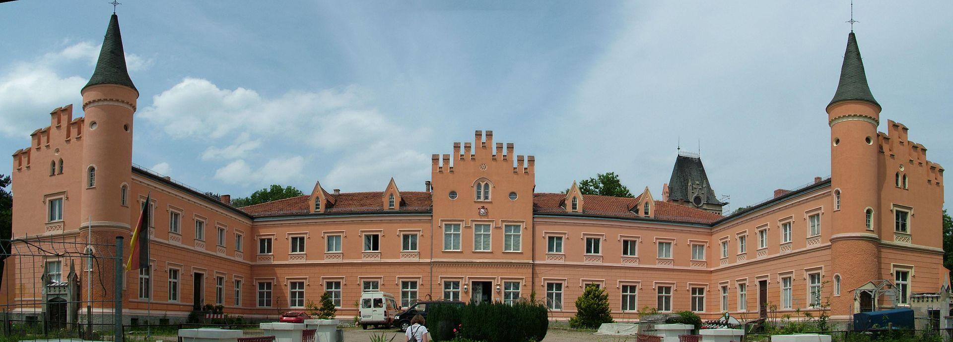 Bild Schloss Gusow