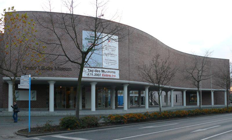 Bild Gustav Lübcke Museum Hamm