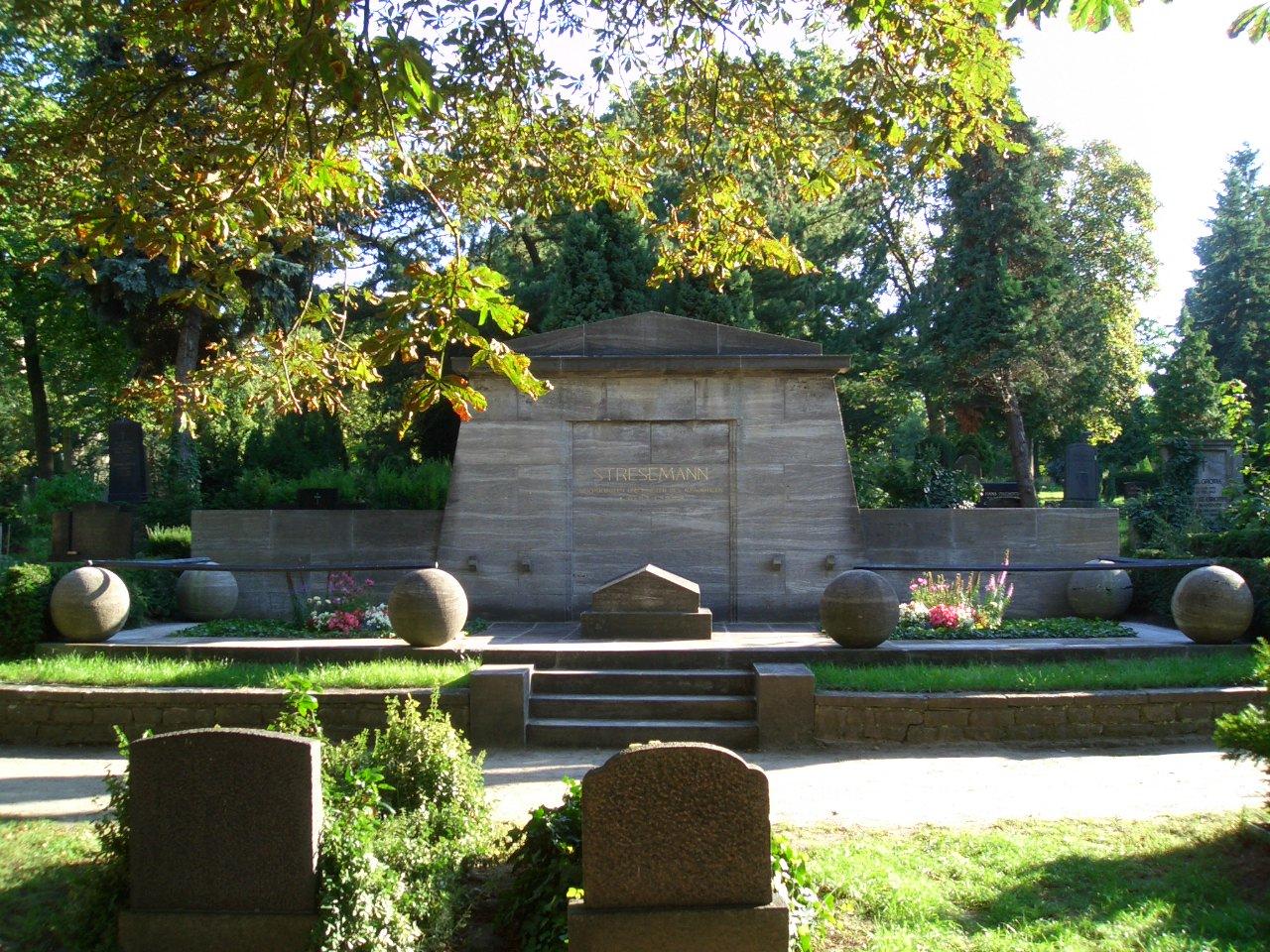Bild Luisenstädtischer Friedhof Berlin
