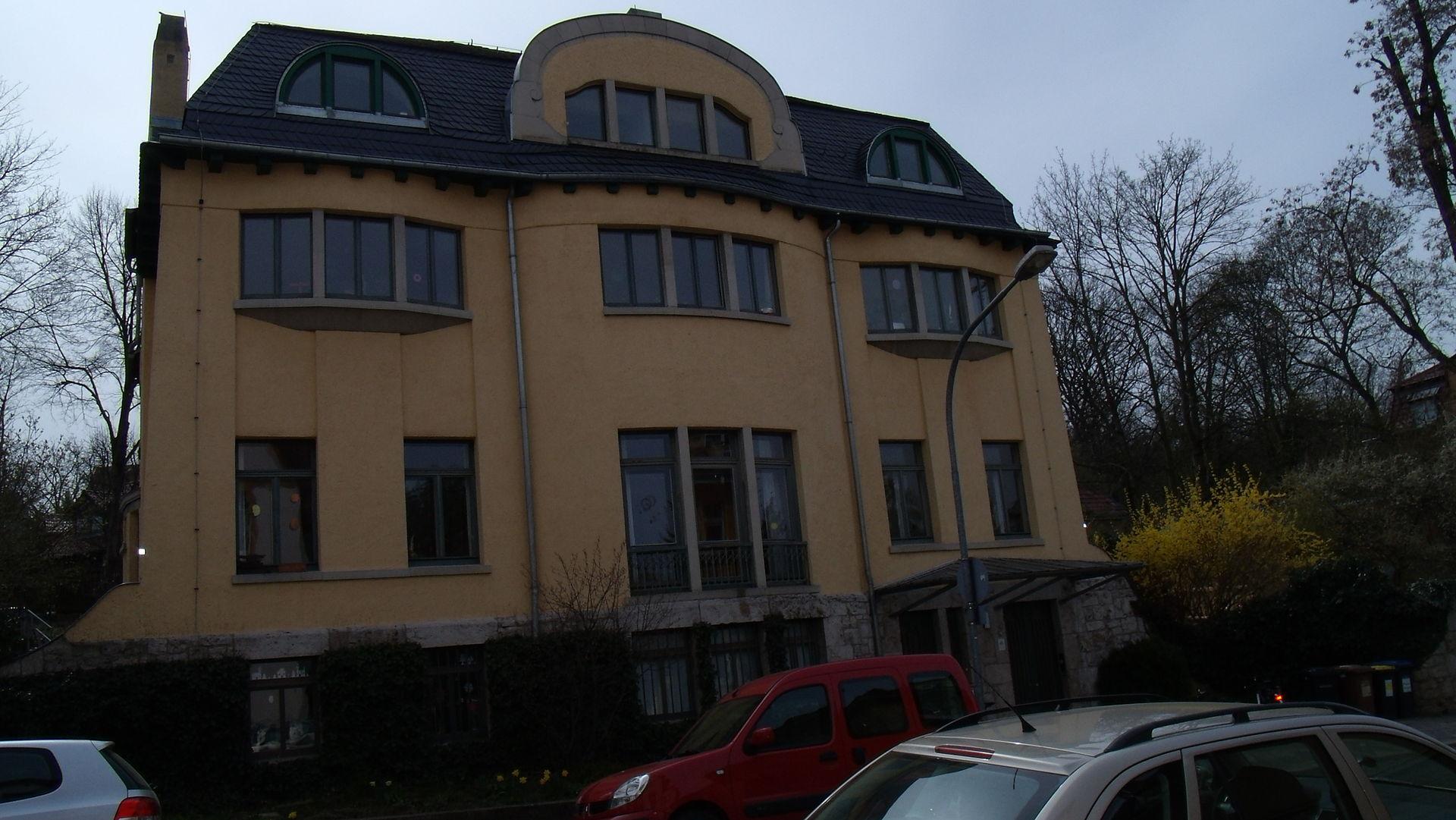 Bild Haus Henneberg Weimar