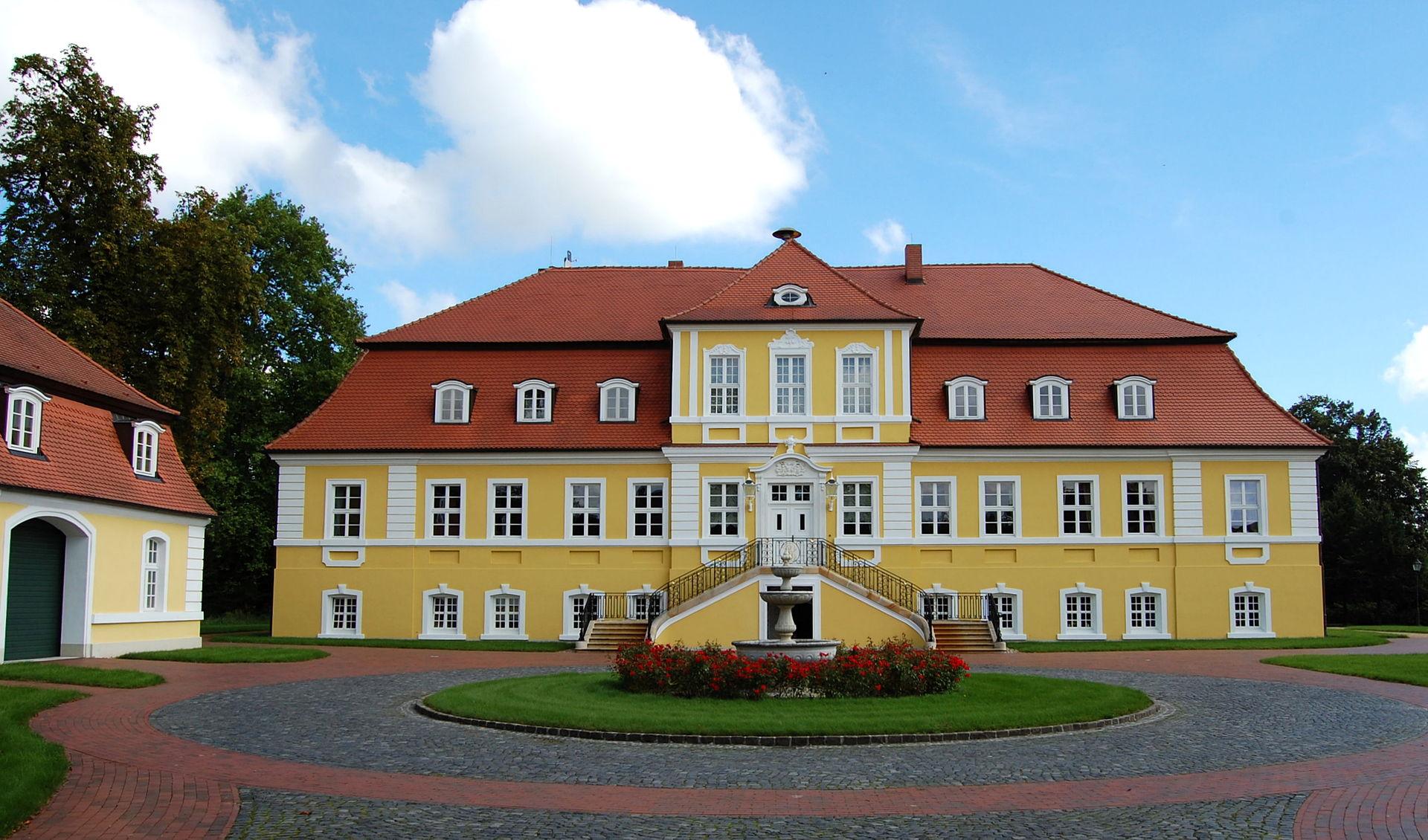 Bild Schloss Döbbelin