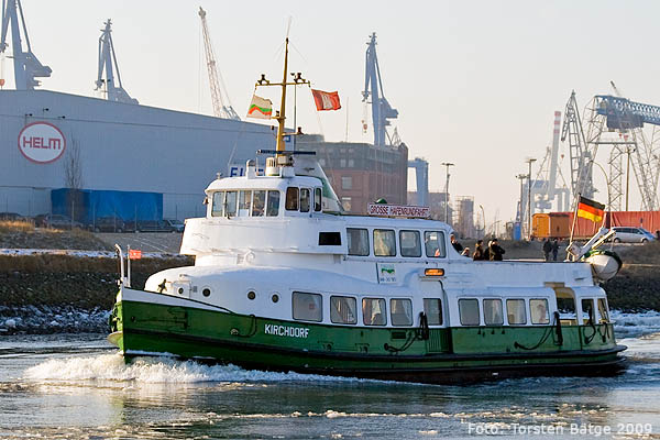 Bild Hafenrundfahrt Hamburg