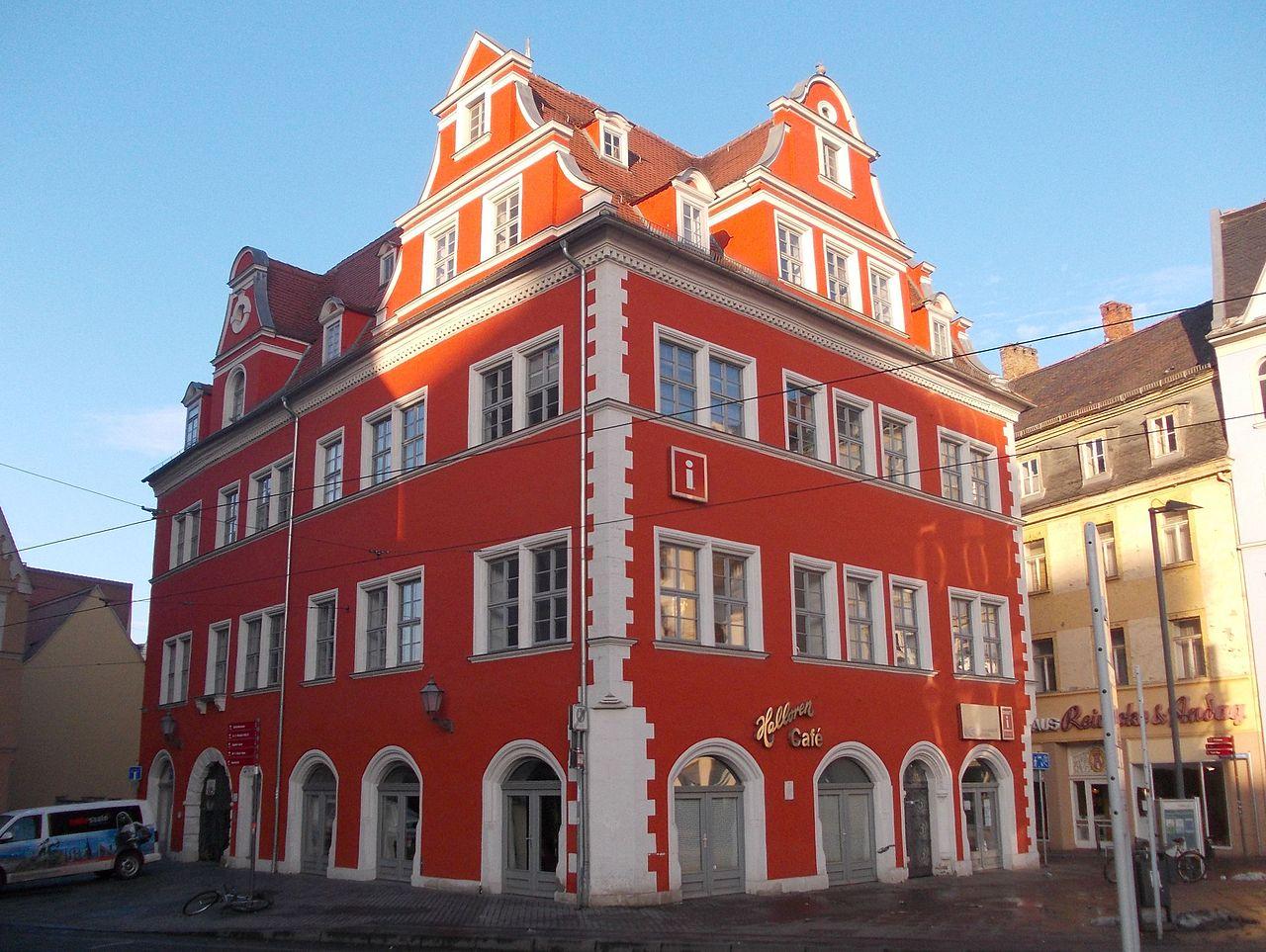 Bild Marktschlösschen Halle Saale
