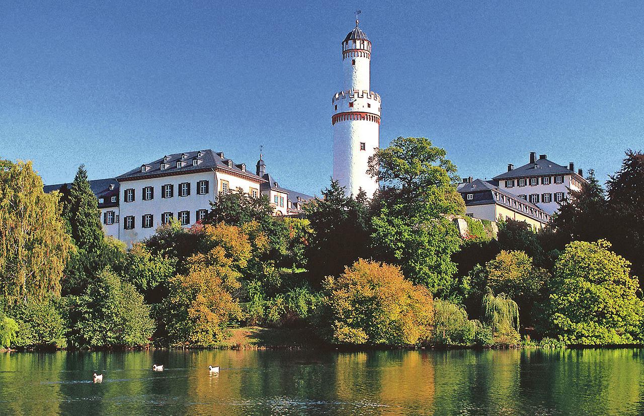 Bild Schloss Homburg