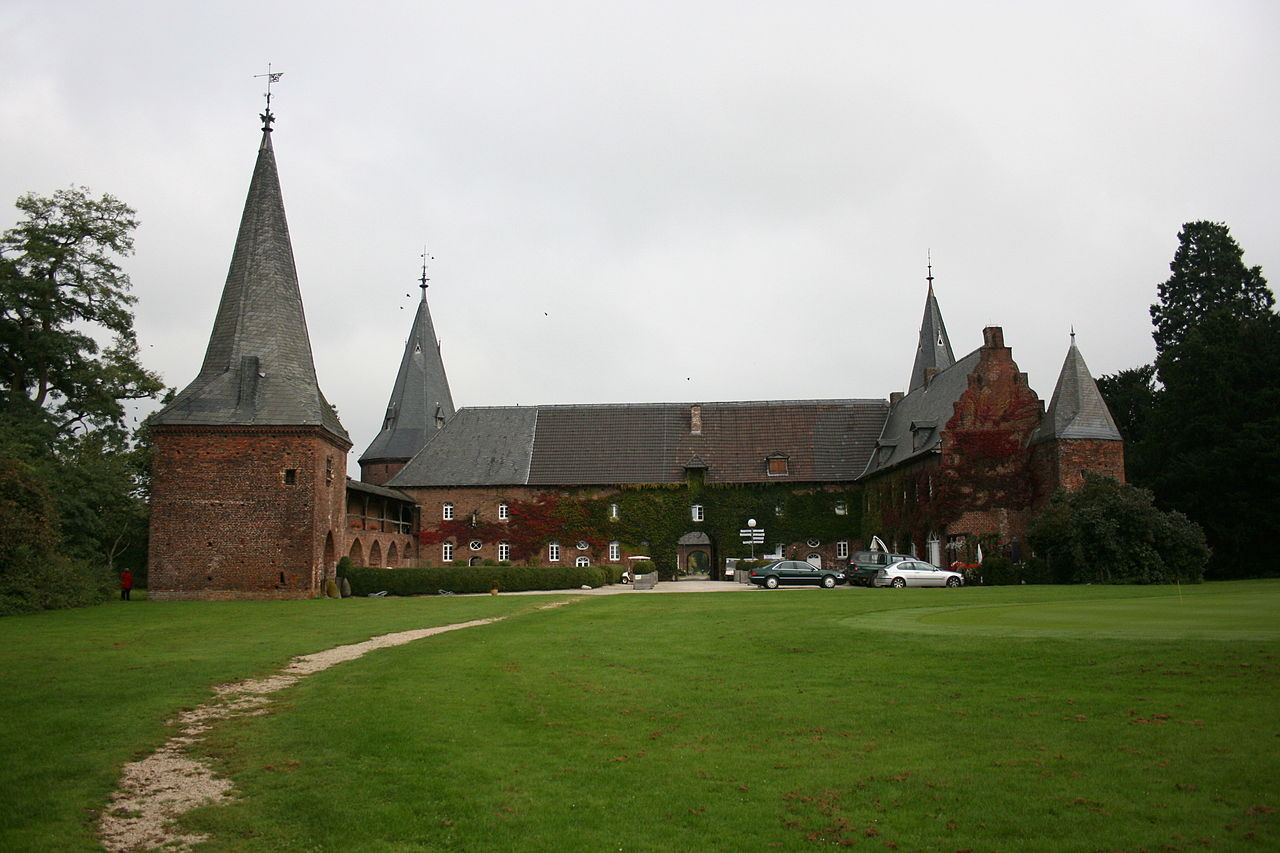 Bild Schloss Haag Geldern