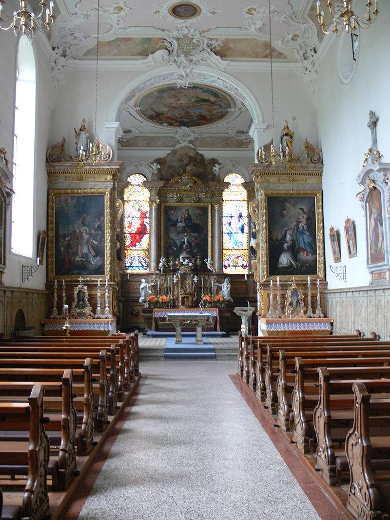 Bild Benediktinerinnenkloster Habsthal