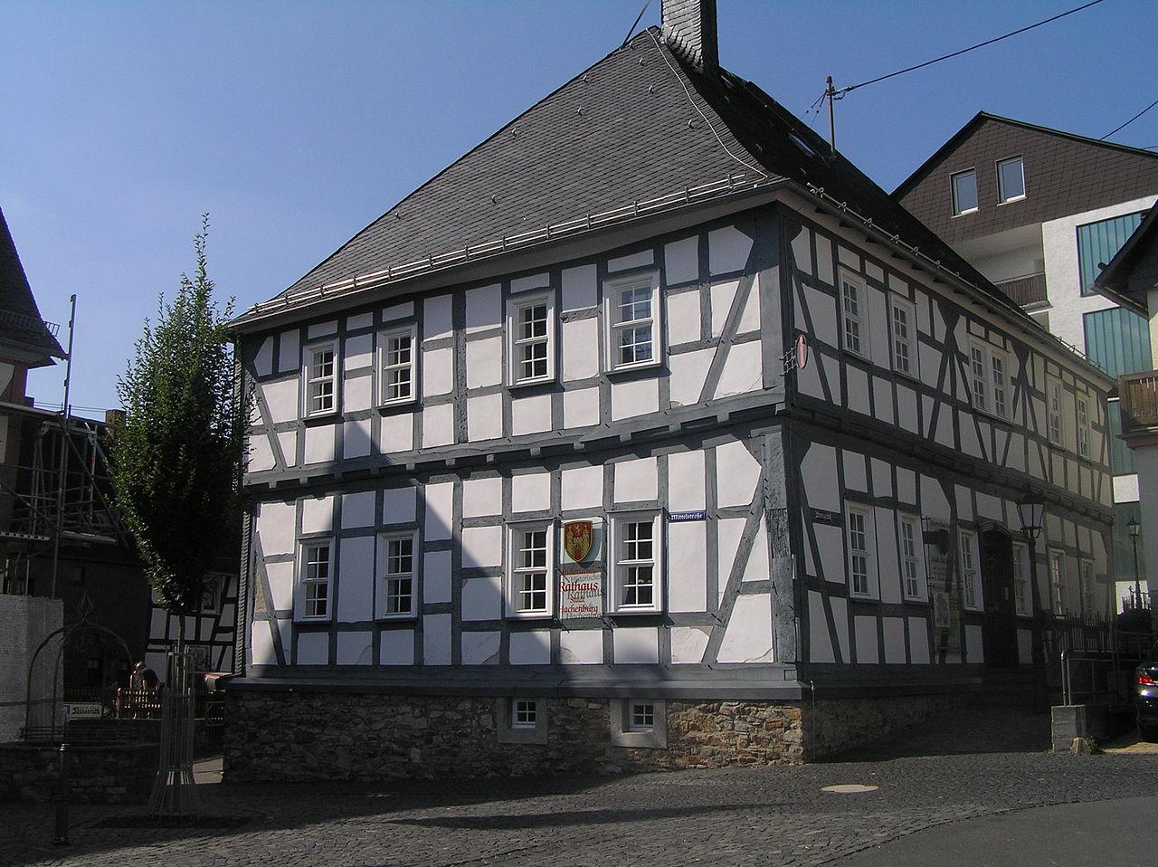 Bild Rathaus Hachenburg