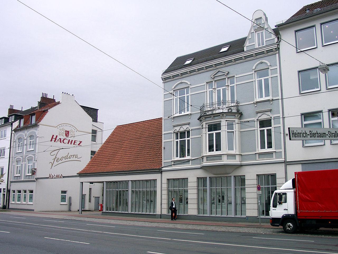 Bild HACHEZ Chocolade Bremen