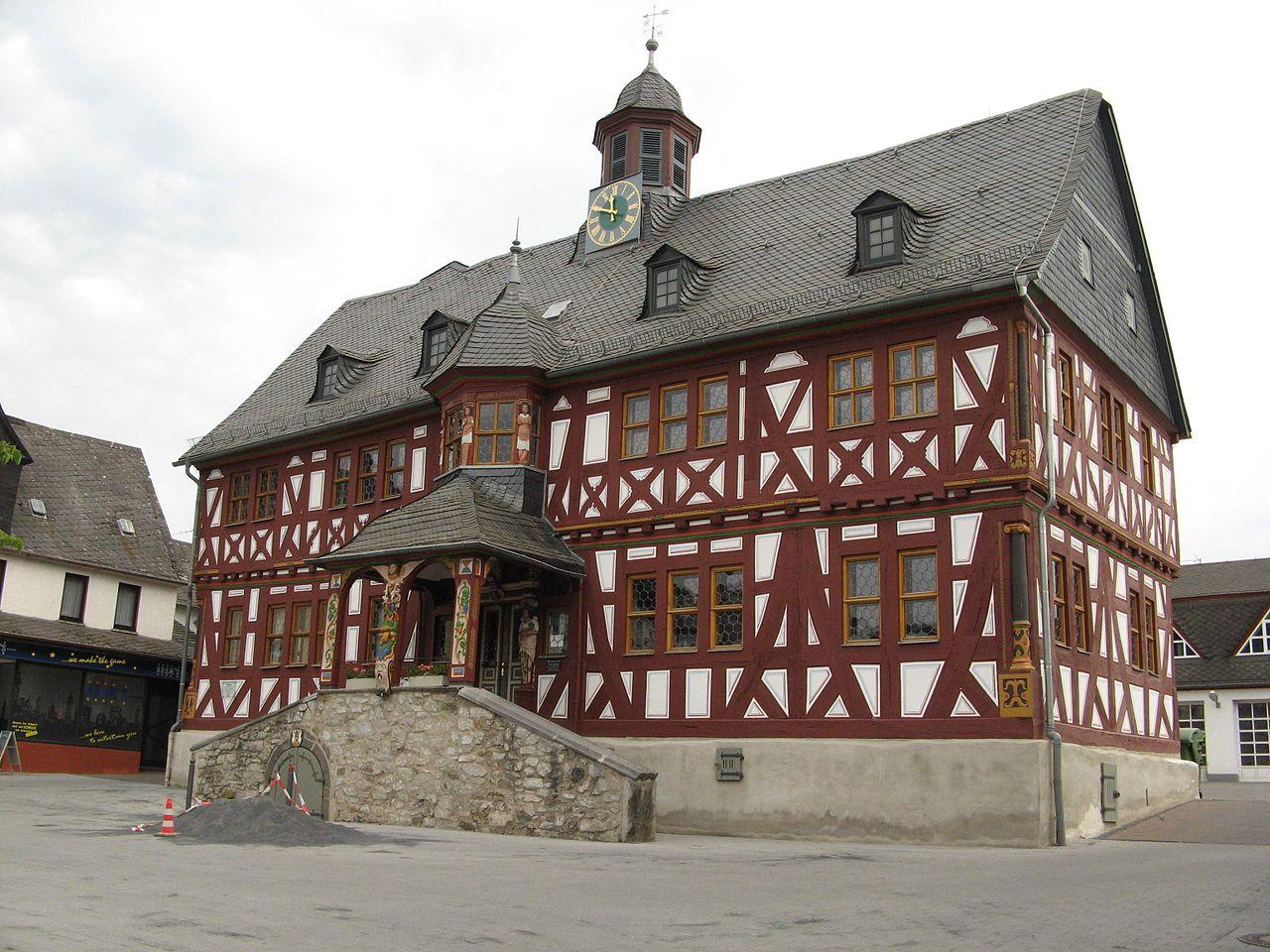 Bild Altes Rathaus Hadamar