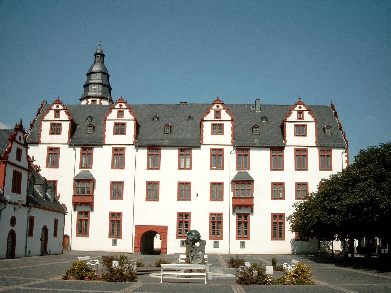 Bild Schloss Hadamar