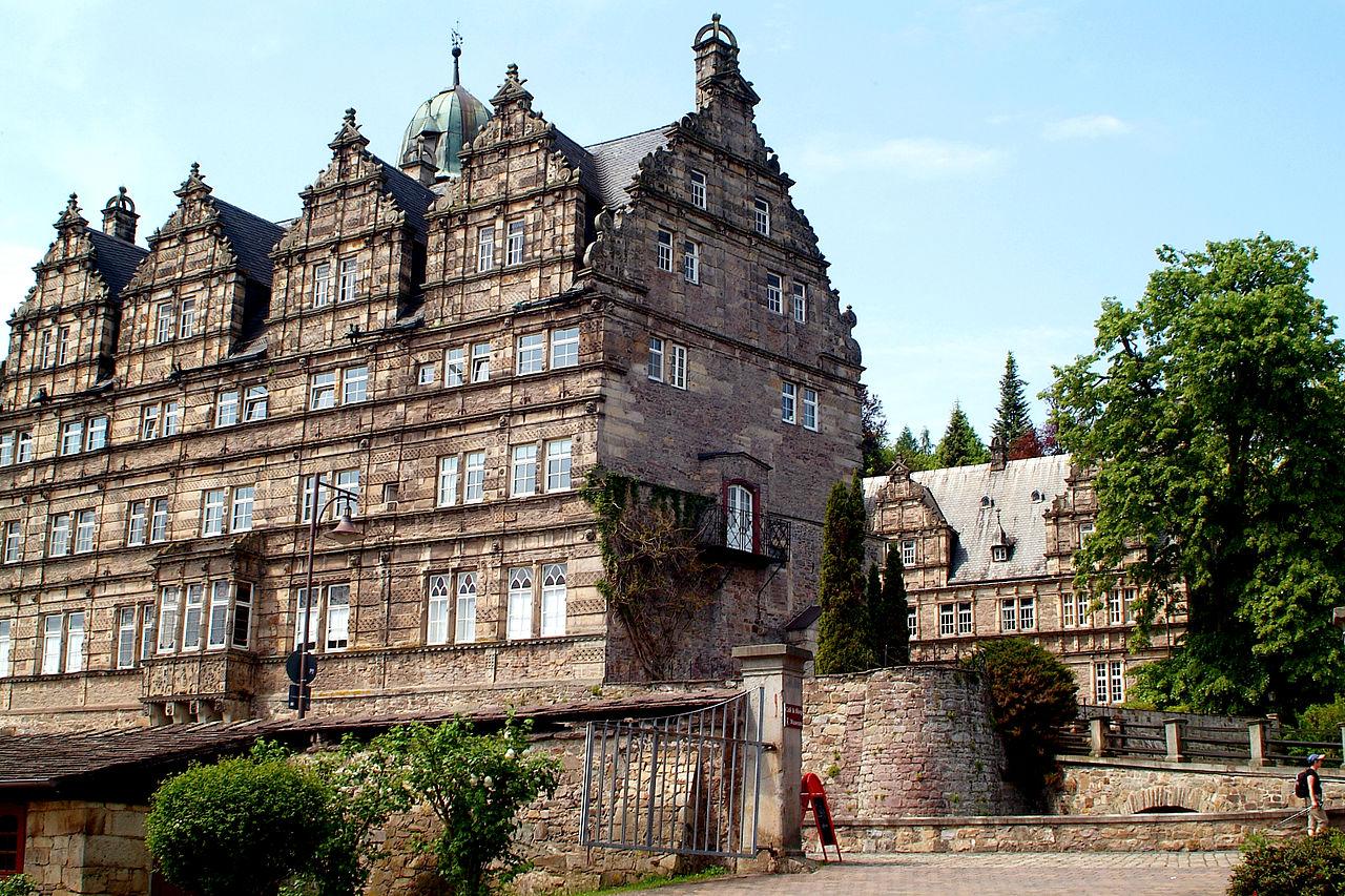 Bild Schloss Hämelschenburg Emmerthal