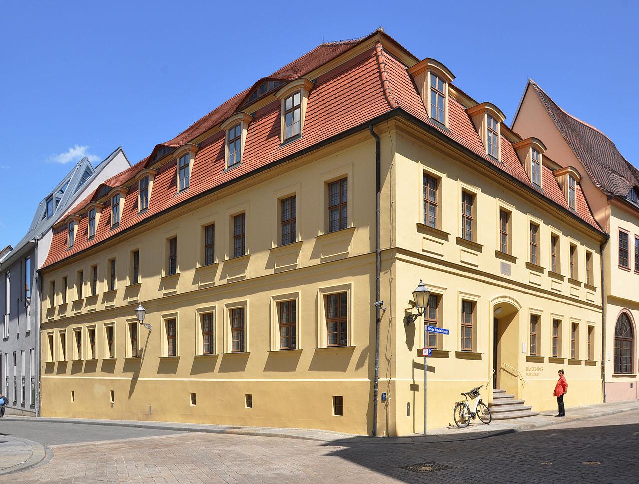 Bild Händelhaus Halle