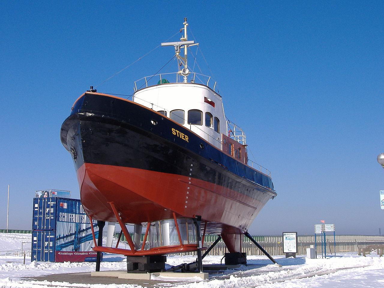 Bild Deutsches Schifffahrtsmuseum Bremerhaven