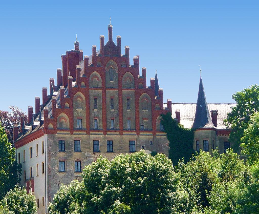 Bild Schloss Haidenburg Aldersbach