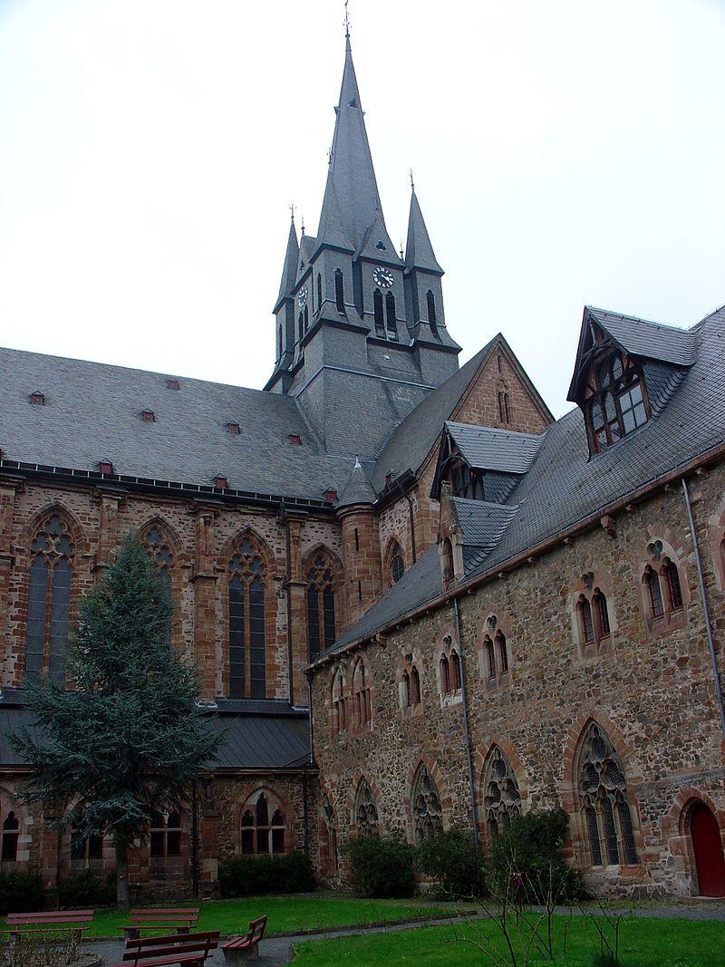 Bild Kloster Haina