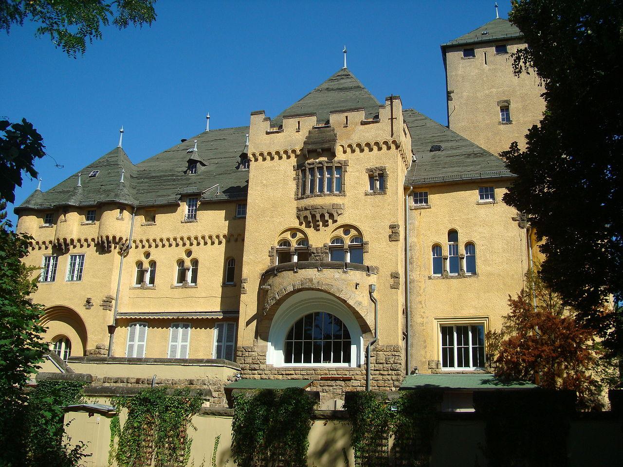 Bild Neue Hakeburg Kleinmachnow