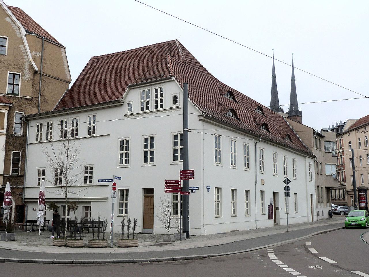Bild Friedemann Bach Haus Halle
