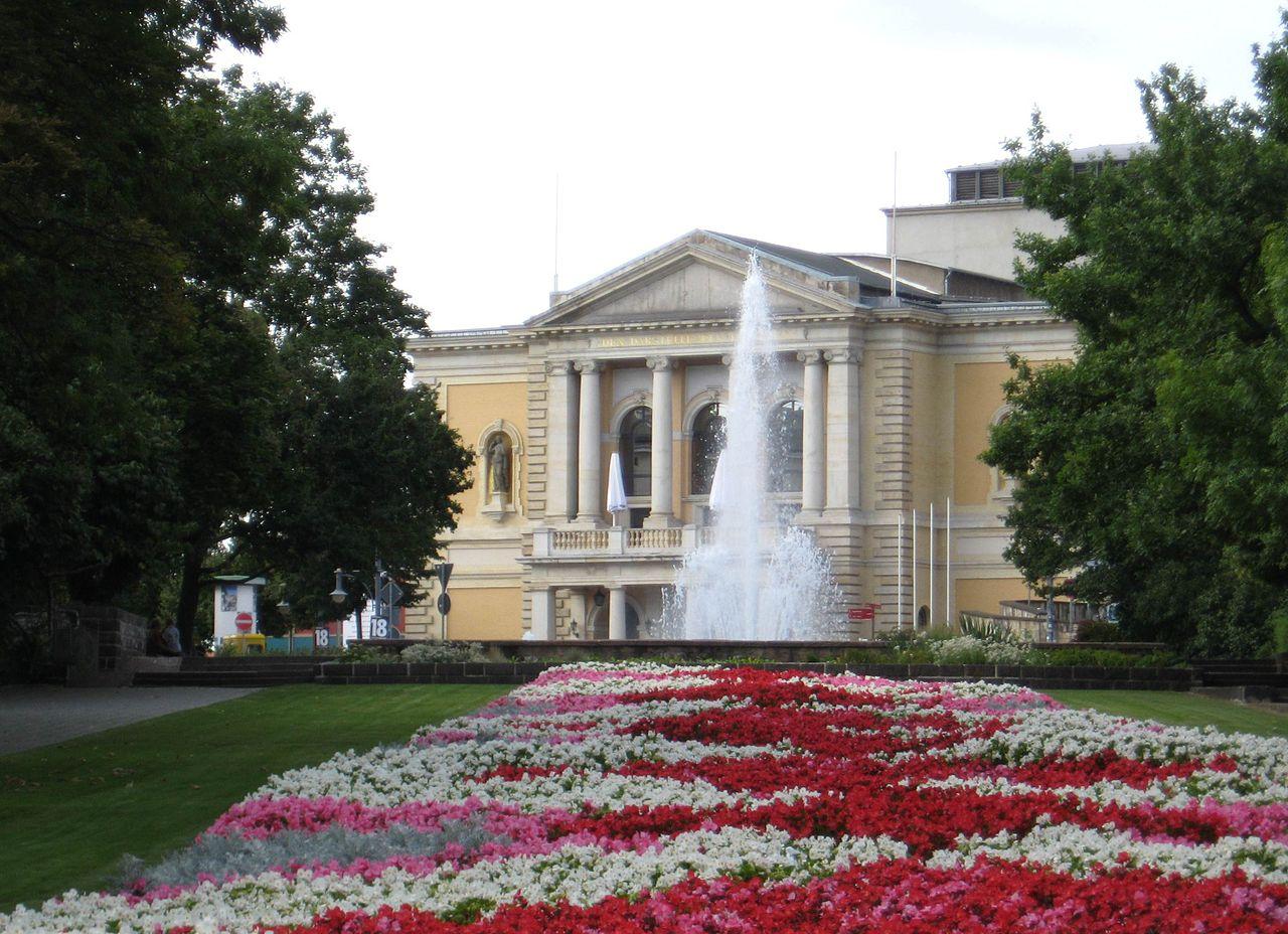 Bild Opernhaus Halle