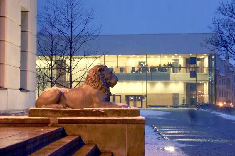Bild Universität Halle Saale