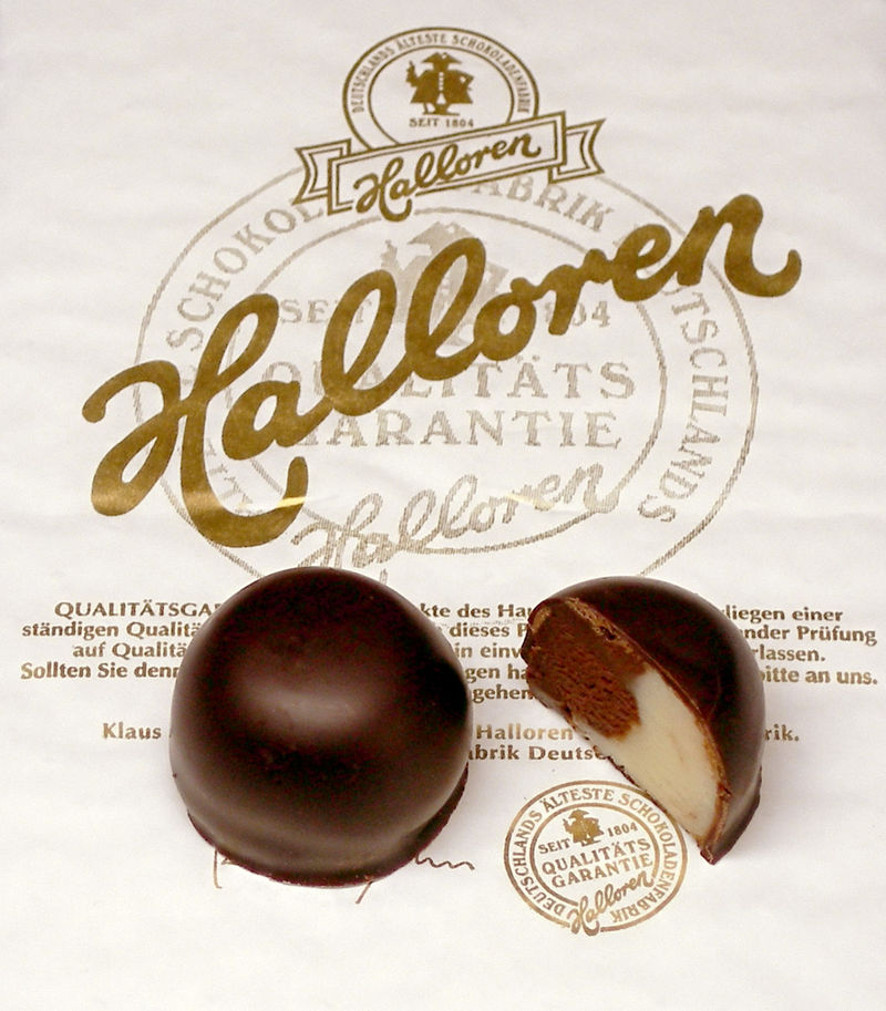 Bild Halloren Schokoladenfabrik Halle Saale