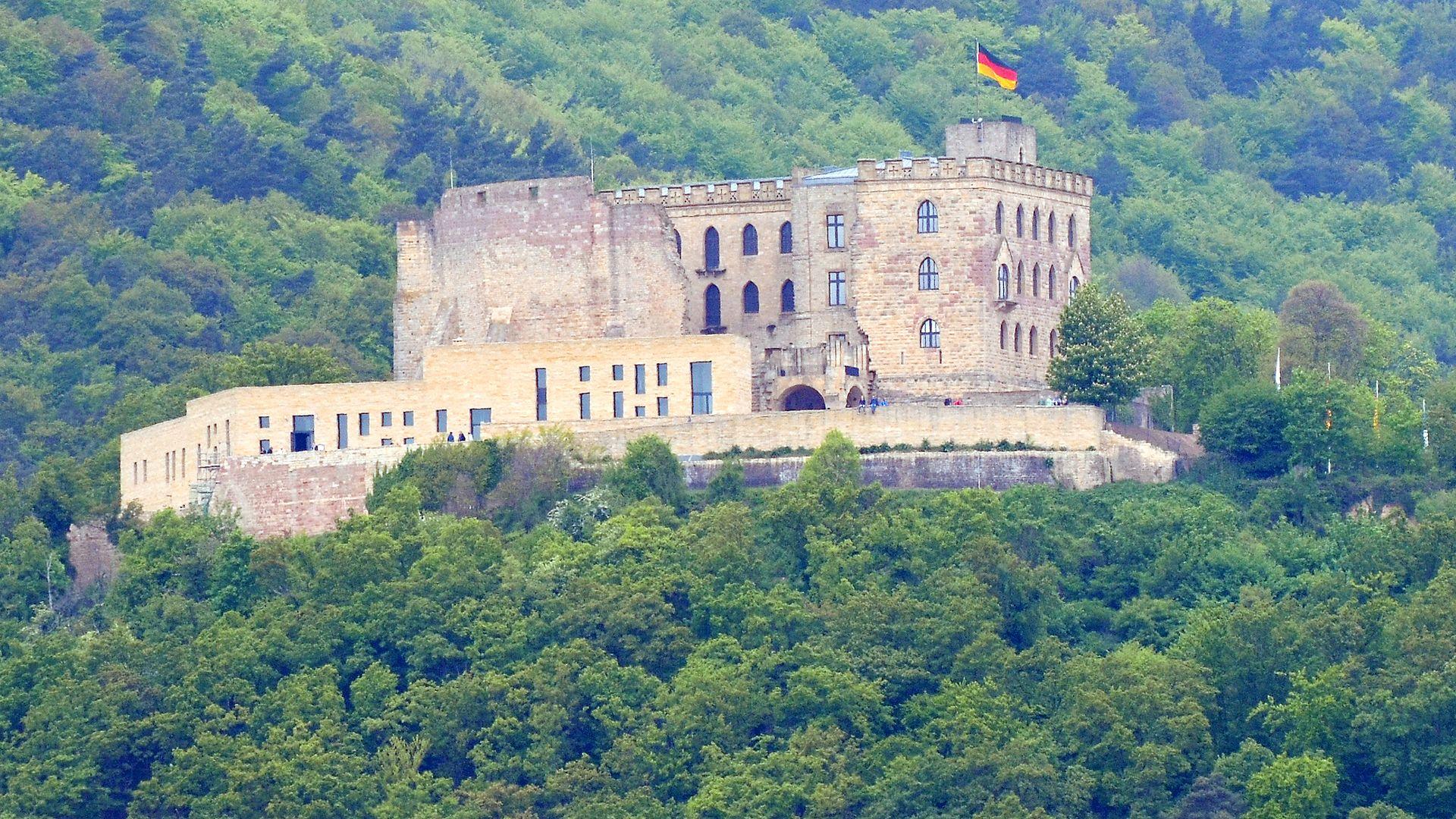 Bild Hambacher Schloss Neustadt