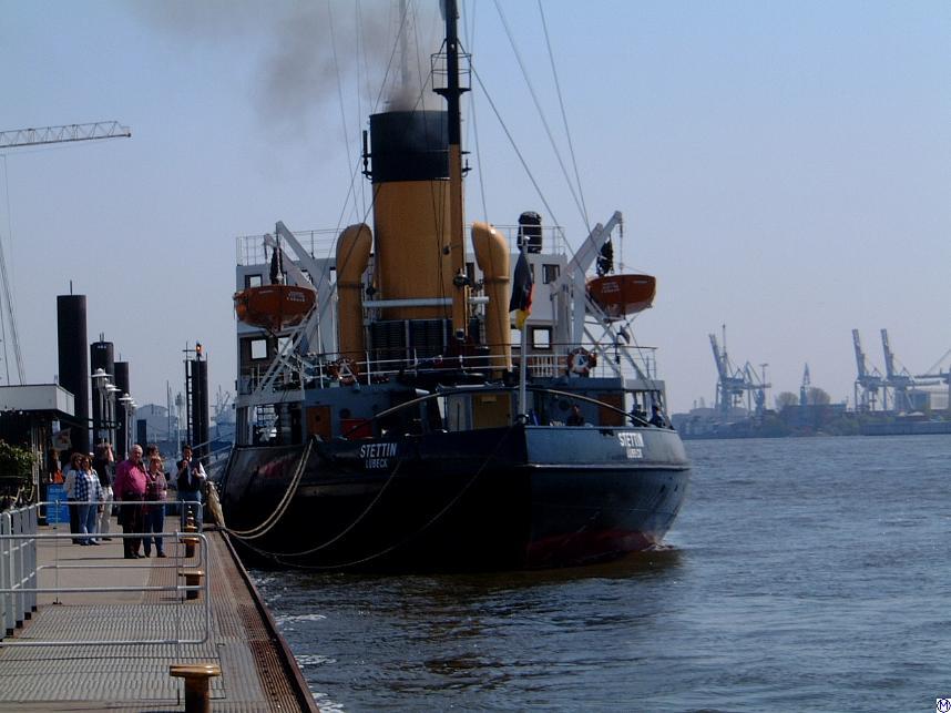 Bild Museumshafen Hamburg