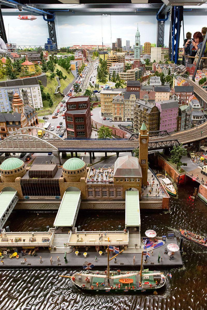 Bild Miniaturwunderland Hamburg