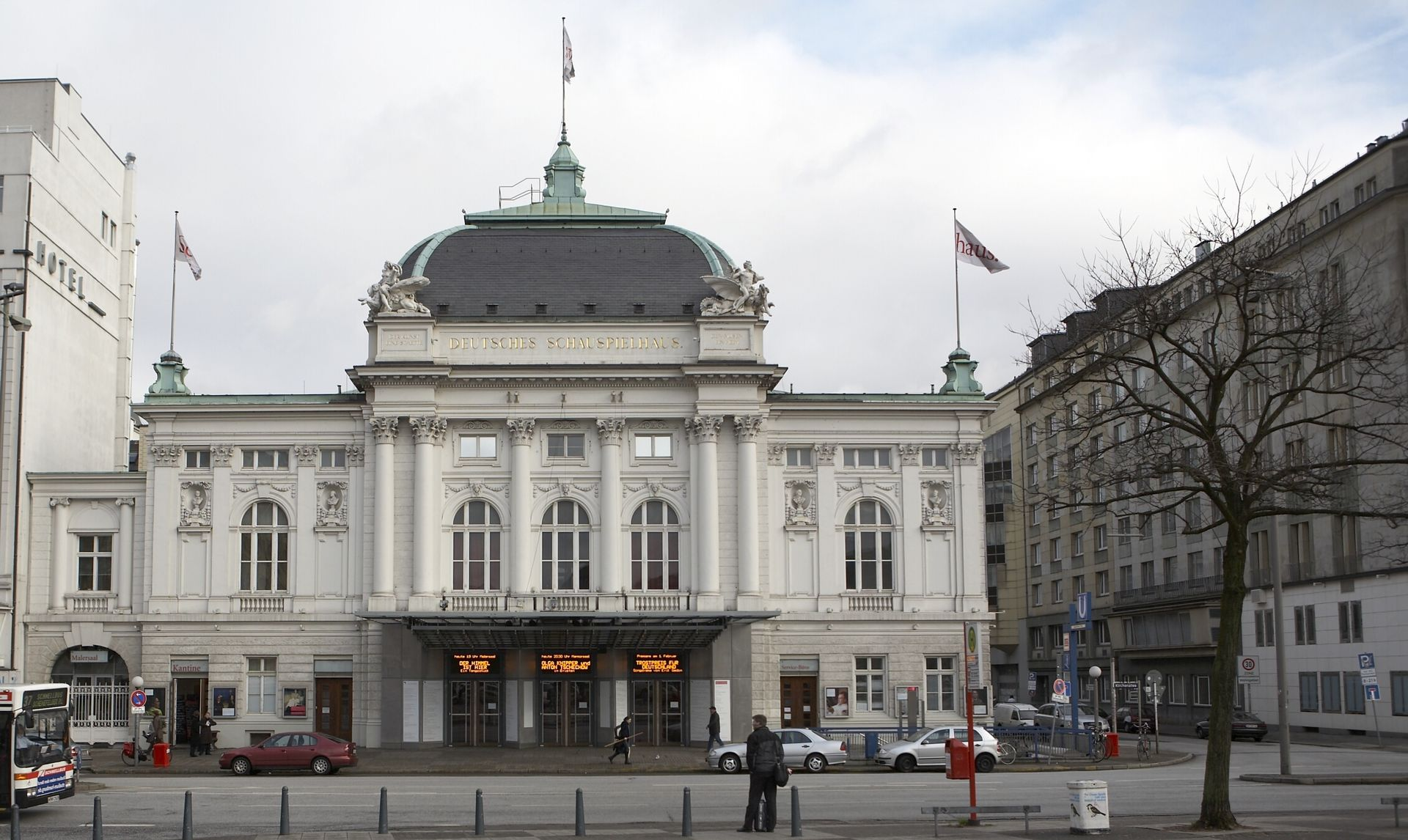 Bild Deutsches Schauspielhaus Hamburg