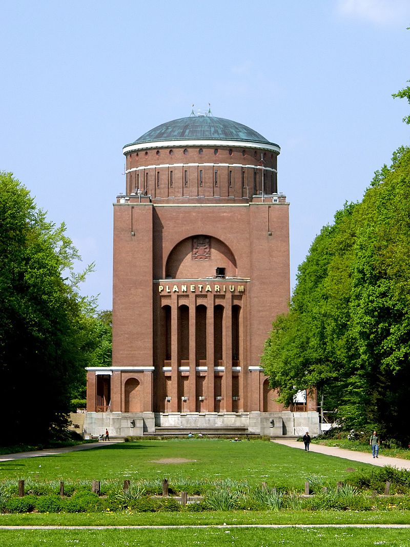 Bild Planetarium Hamburg