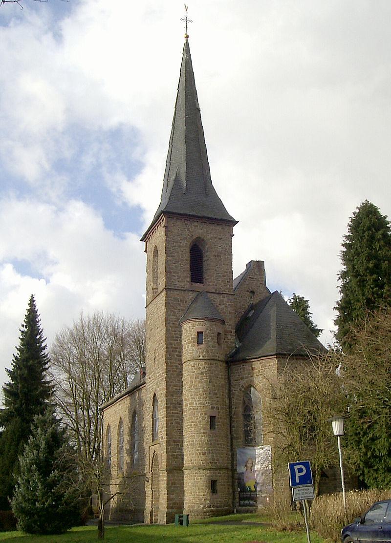 Bild Kirchen St. Joseph Hamm