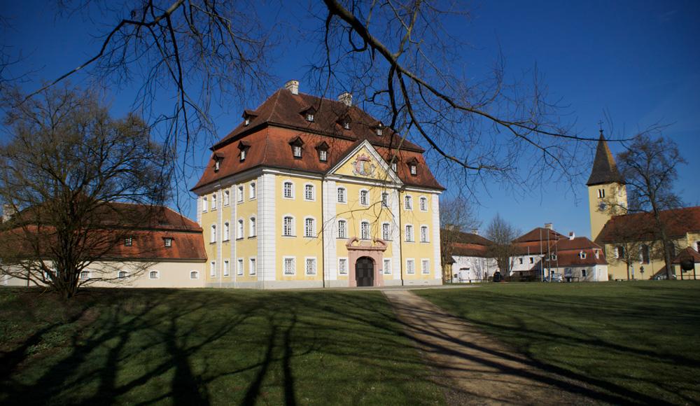 Bild Schloss Theuern Kümmersbruck
