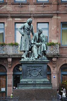 Bild Grimm Nationaldenkmal Hanau