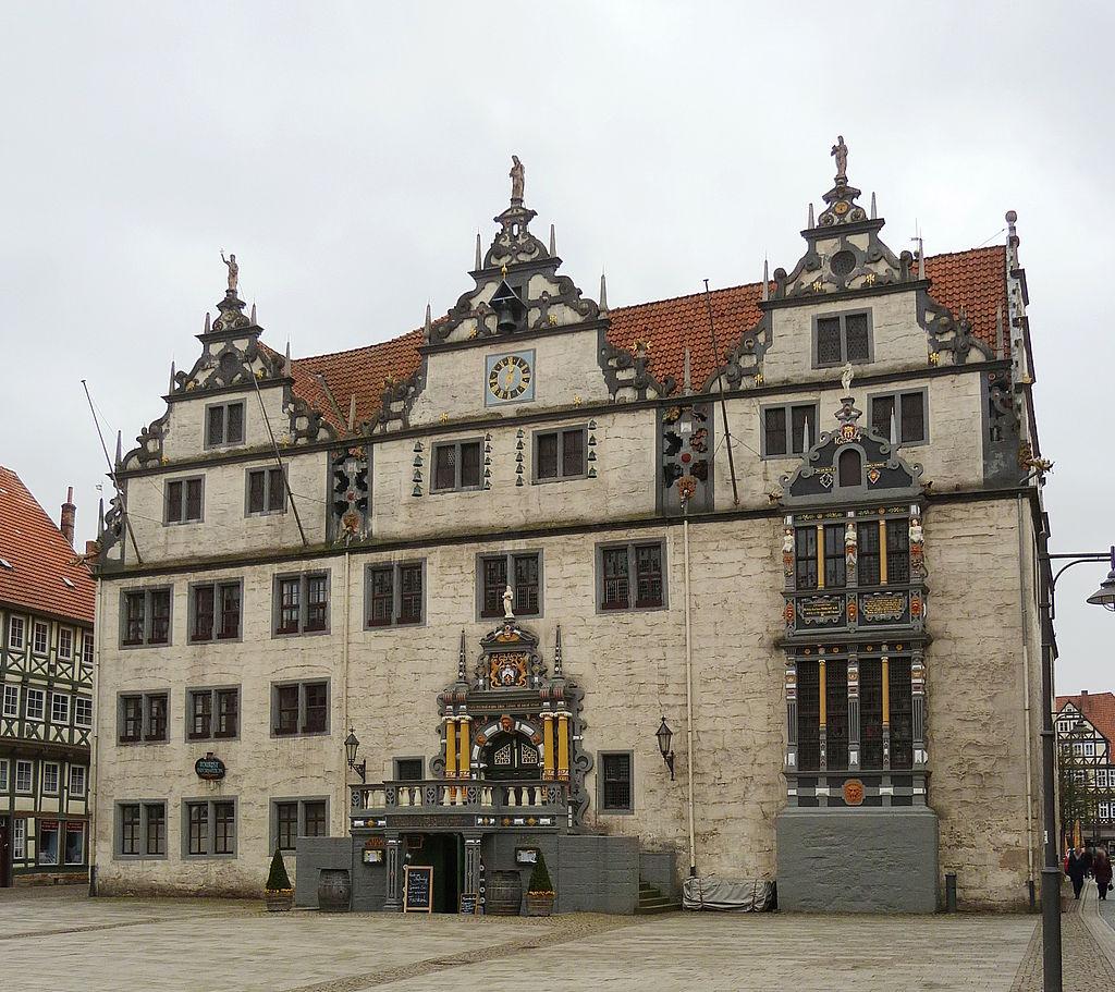 Bild Rathaus Hannoversch Münden