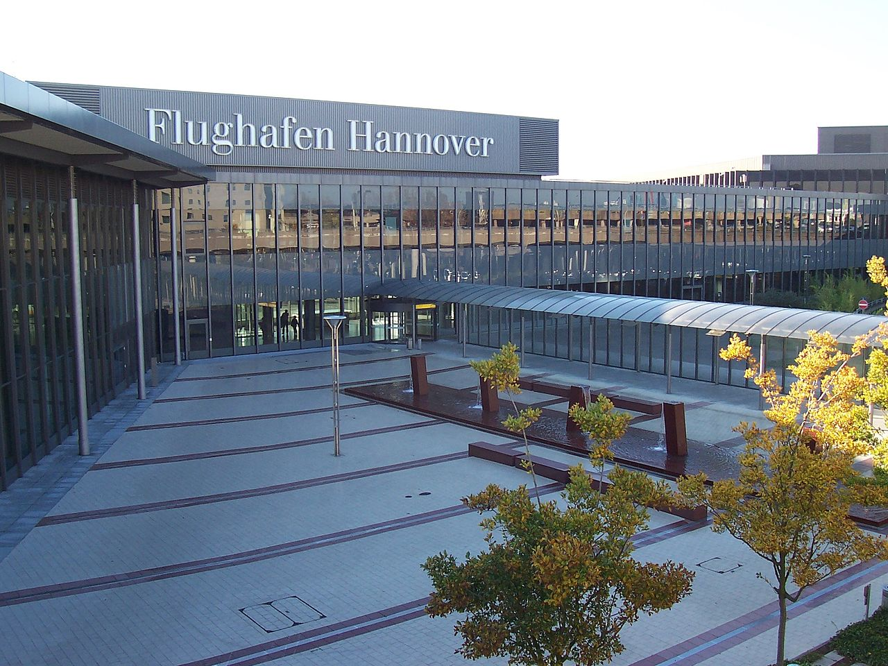 Bild Hannover Airport