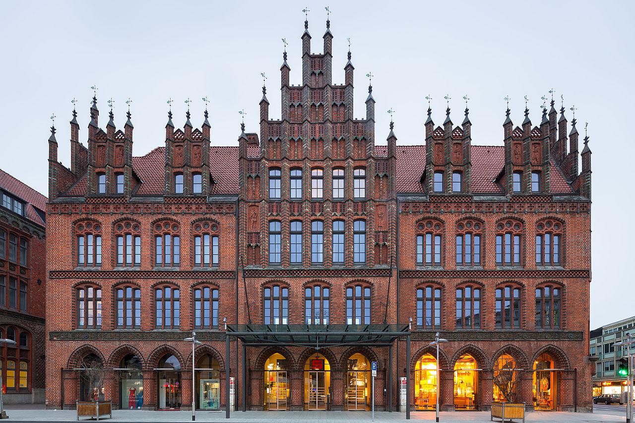 Bild Altes Rathaus Hannover