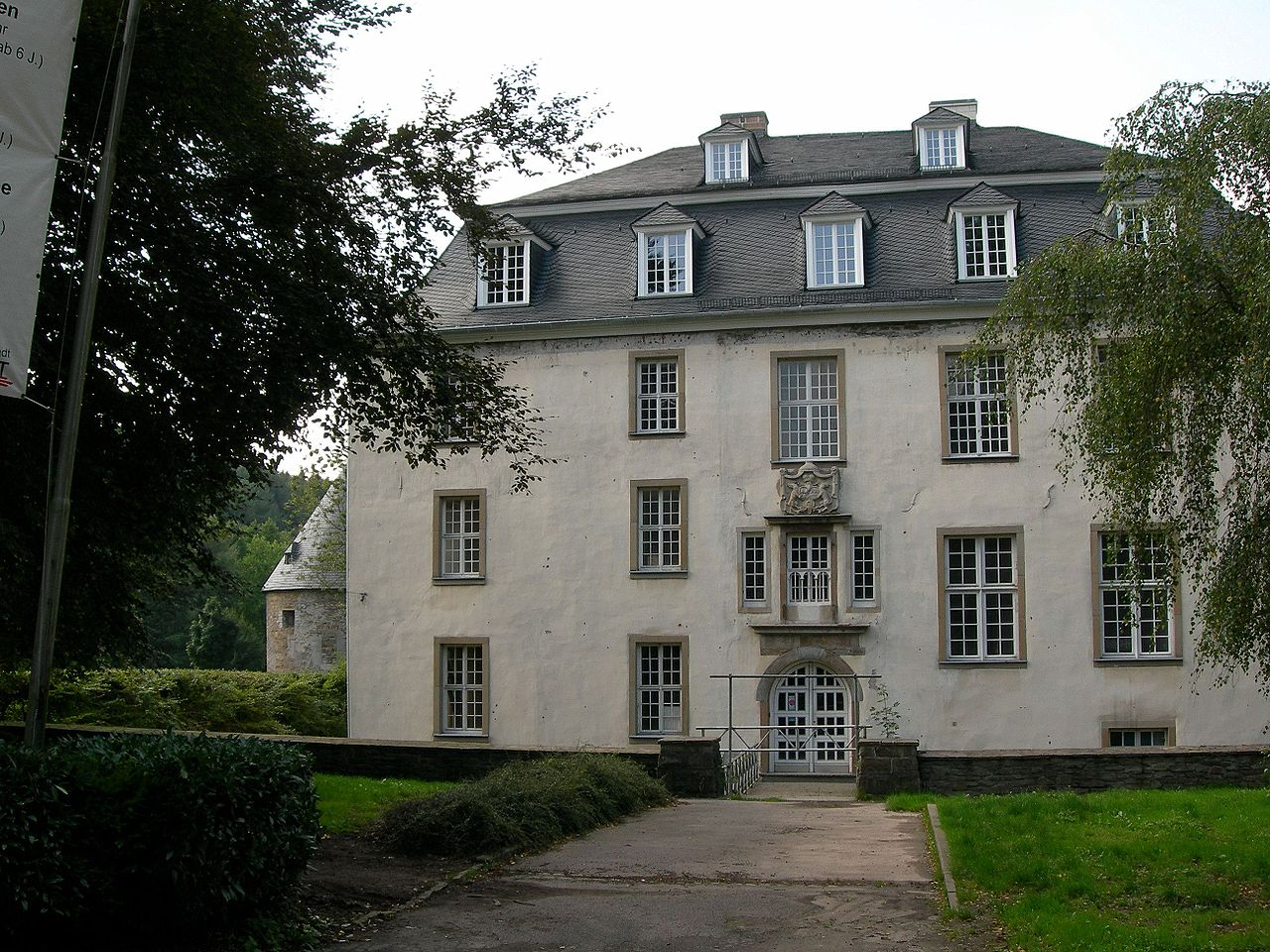 Bild Schloss Hardenberg Velbert
