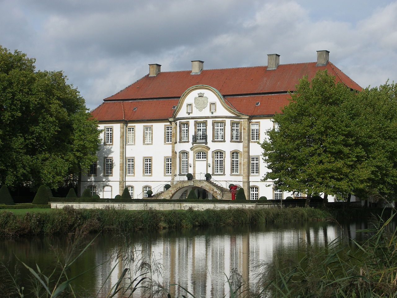 Bild Schloss Harkotten Sassenberg