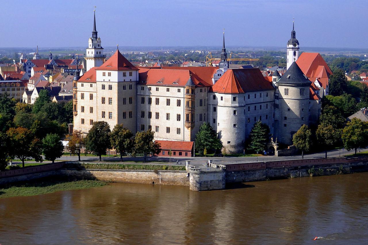 Bild Schloss Hartenfels Torgau