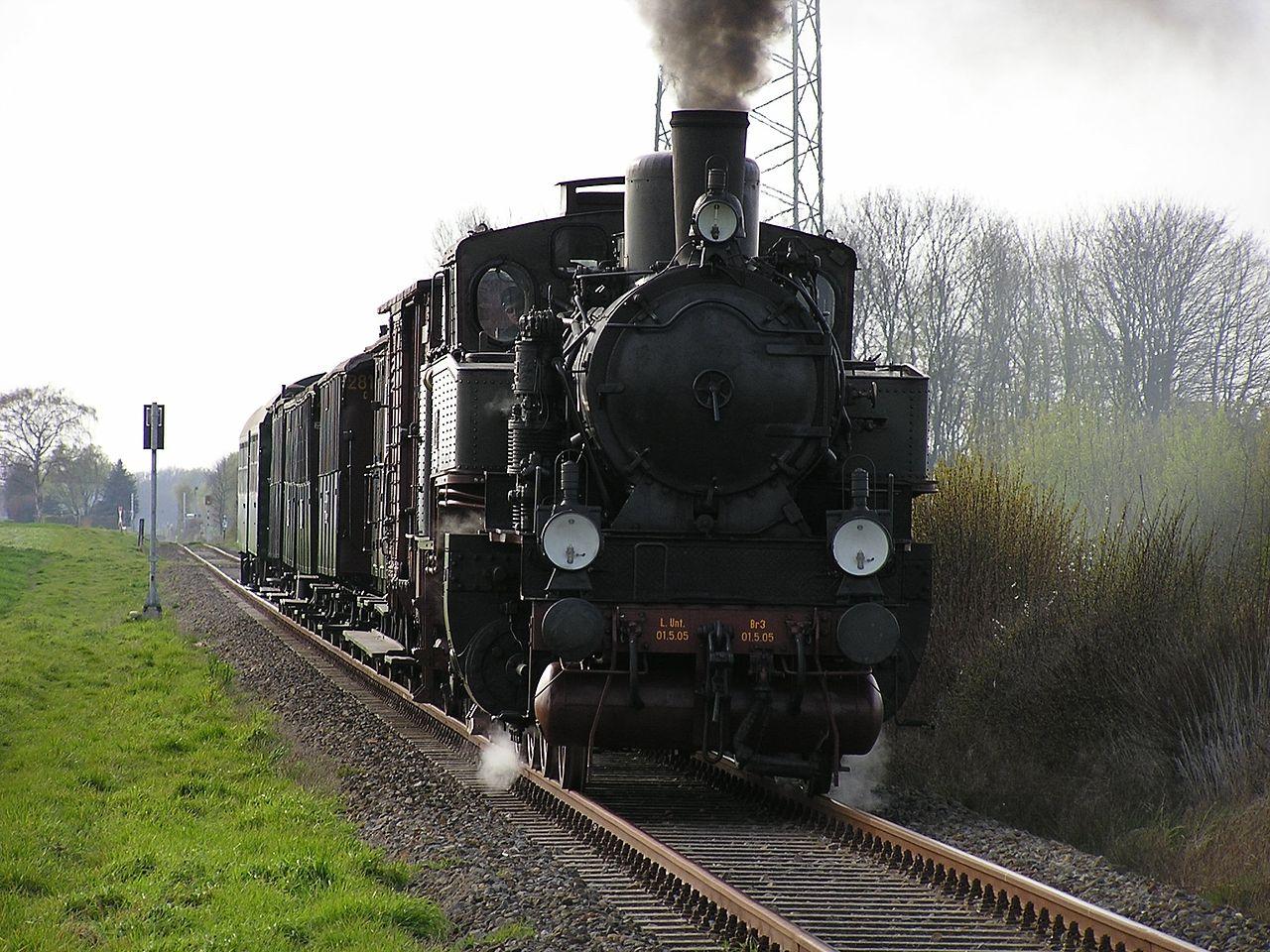 Bild Museums Eisenbahn Minden