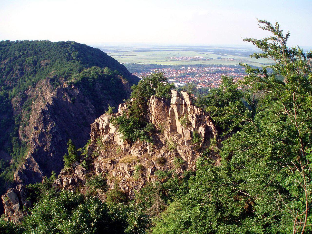 Bild Naturpark Südharz