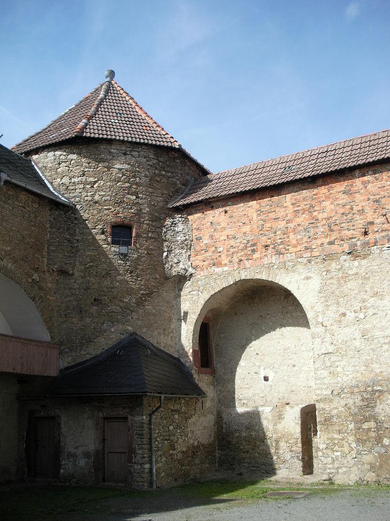 Bild Schloss Harzgerode