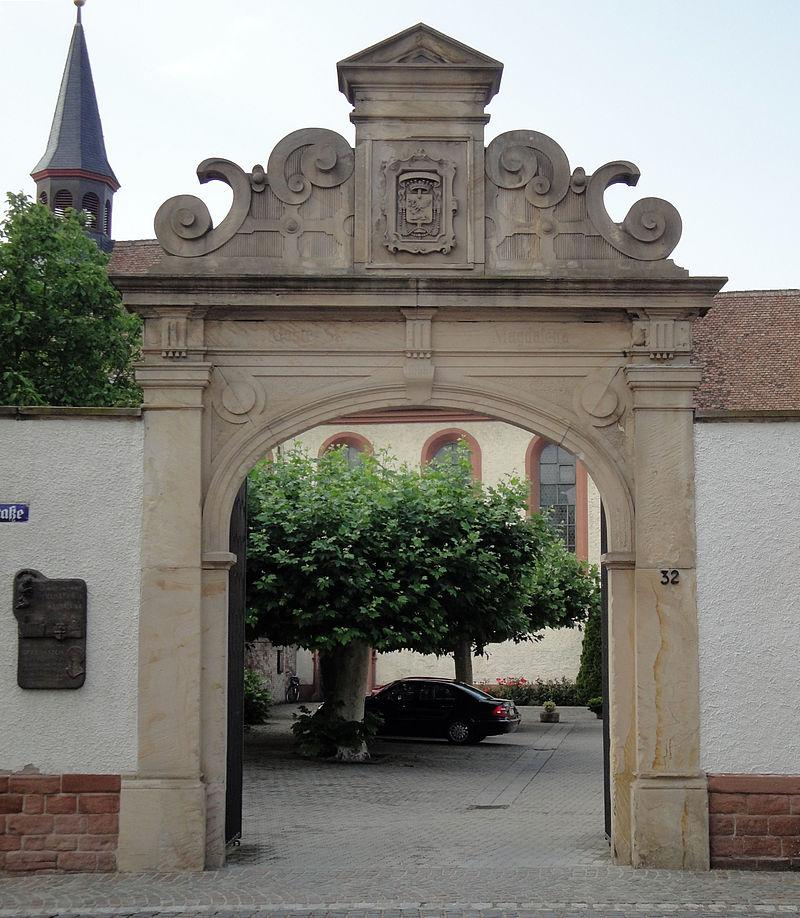 Bild Kloster St. Magdalena Speyer