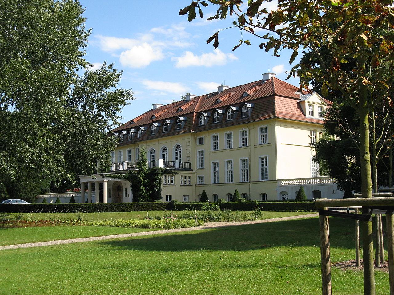 Bild Schloss Hasenwinkel