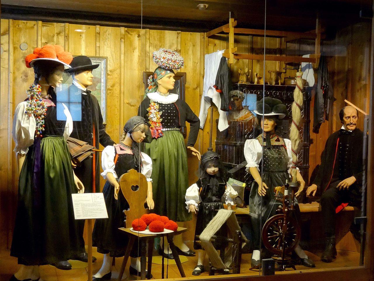 Bild Schwarzwälder Trachtenmuseum Haslach